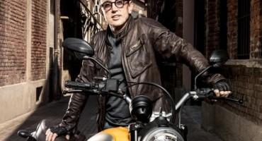 Uno Scrambler® per la star di MasterChef Italia, Bruno Barbieri