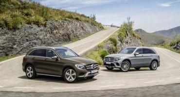 Mercedes-Benz preseta GLC, il nuovo SUV di classe media