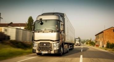 Renault Trucks Optifuel Challenge 2015: la sfida sui consumi di carburante tra autisti di veicoli industriali