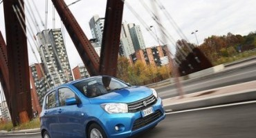 Maruti Suzuki si conferma leader in India, con Celerio superate le 100.000 unità