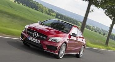 Mercedes- AMG aggiorna le sue compatte sportive, adesso sono ancora più potenti e dinamiche