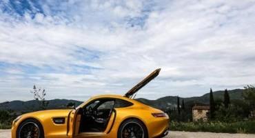 Mercedes-AMG GT, tutto pronto per il Grand Tour