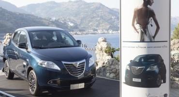"A Taormina Lancia Ypsilon sfila per ""Taomoda"""