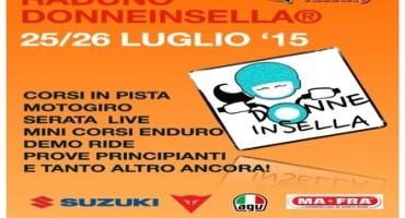 Suzuki Demoride Tour a Donneinsella Days, il 25 e 26 luglio sulla pista di Adria