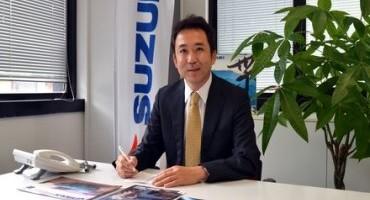Kawamura è il nuovo Presidente Suzuki Italia S.p.a.