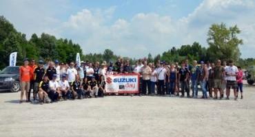 Pordenone, entusiasmo e grande spettacolo al IV Raduno nazionale Suzuki 4X4