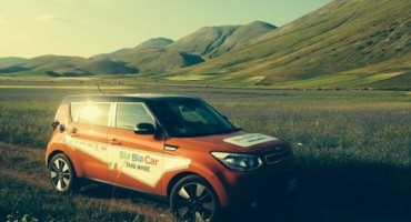 Kia Motors Italy sigla un'originale partnership con BlaBlaCar, la popolare piattaforma della mobilità condivisa