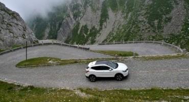 """Nissan è partner di Svizzera Turismo sul """"Grand Tour of Switzerland"""" 2015"""