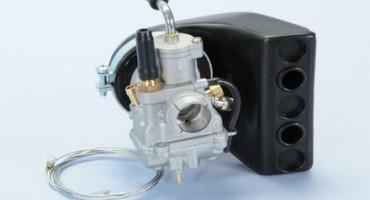 Polini Motori presenta i nuovi carburatori per Vespa 50