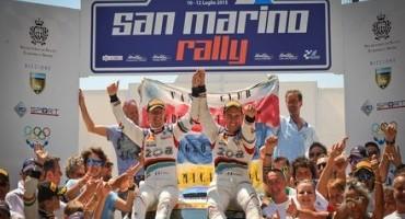 Campionato italiano rally junior 2015: Michele Tassone e 208 R2 sono i nuovi campioni Italiani