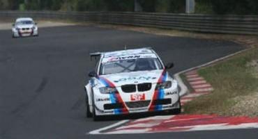 ACI Sport, Italiano Turismo Endurance, Gara 1: a Pergusa Stefano Valli e Vincenzo Montalbano (BMW) vincono il primo round siciliano