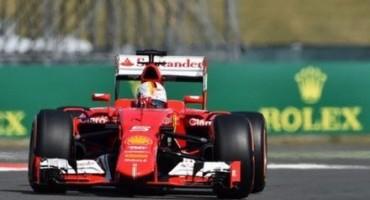 Formula 1, GP Ungheria, successo della Ferrari di Vettel, solo sesto Hamilton