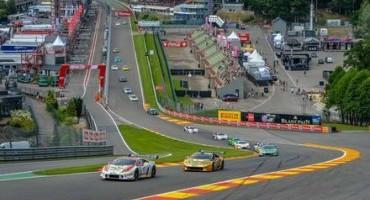 Lamborghini Blancpain Super Trofeo Europa,  Alberto di Folco sigla la sua rima vittoria a Spa-Francorchamps