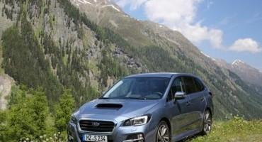 La nuova Subaru Levorg è pronta a varcare i confini