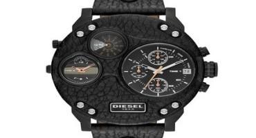 Diesel presenta le nuove collezioni di orologi Fall/Holiday 2015, una linea completa e fuori dagli schemi