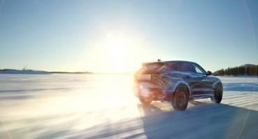 Jaguar testa la nuova F-Pace nel Nord della Svezia, in condizioni estreme