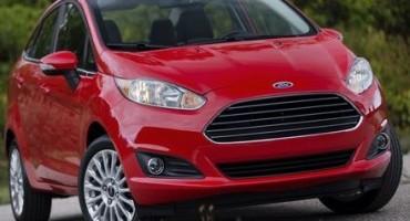 Ford Fiesta, è l'auto più venduta in Europa nella prima metà del 2015