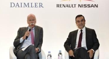 """Dall'alleanza tra Daimler ed il Gruppo Renault-Nissan nasce """"Compas"""" la nuova joint venture di produzione in Messico"""