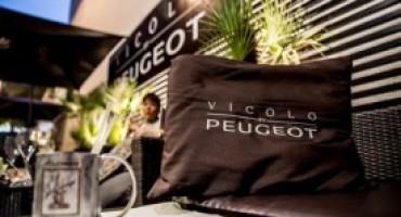 """Per degustare vini di qualità a Riccione c'è il """"Vicolo"""" by Peugeot"""