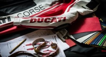 Ducatisumisura, il nuovo sito Ducati consentirà di personalizzare la tuta da moto