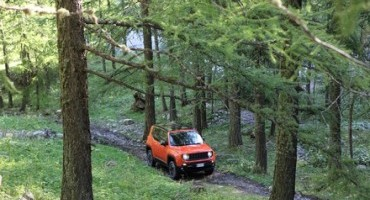 Jeep Renegade sceglie i nuovi pneumatici Goodyear EfficientGrip SUV e Vector4Seasons