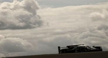 Porsche 919 Hybrid, la vincitrice di Le Mans prova al Nürburgring