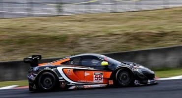 McLaren 650S GT3 takes first win in Asia