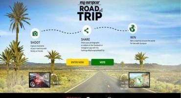 Europcar International lancia #MyEuropcarRoadTrip, concorso internazionale on line