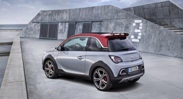 Opel ADAM ROCKS S: avventura e fuoristrada a tutto gas