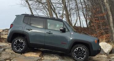 Al via la nuova campagna pubblicitaria dedicata a Jeep Renegade