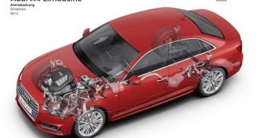Nuove Audi A4 e A4 Avant, tecnologia e high-tech