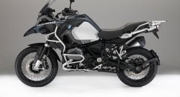 BMW Motorrad, nuove misure e facelift per la R 1200 GS TripleBlackil MY 2016