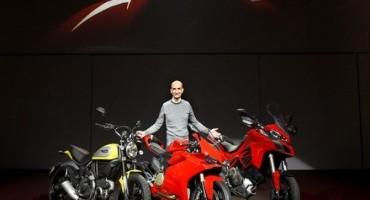 Ducati Motor Holding: vendite record nel primo semestre 2015