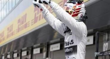 Formula 1 – GP Gran Bretagna, Hamilton non sbaglia e agguanta la pole sul circuito di casa