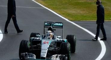 Pirelli, Formula 1, Silverstone: strategie diversificate in una gara in parte bagnata