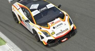 Campionato Italiano Gran Turismo: al Mugello anche il Team Lamborghini Bergamo (Bonaldi Motorsport) nella categoria GT CUP