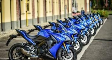 """Suzuki GSX-S1000/F ABS: a Vairano di Vidigulfo (PV) test ride """"roventi"""" prima di raggiungere le concessionarie"""