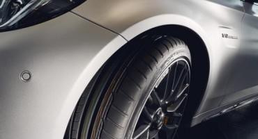 Dunlop, gli Sport Maxx RT equipaggiano la Mercedes-AMG C63