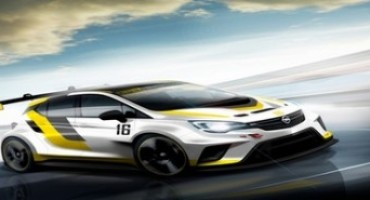 Opel developing a racing car for the 2016 TCR International Series