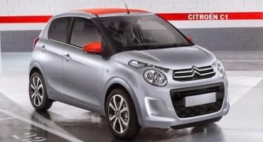 Citroën C1: con eleganza e dinamismo si prepara ad affrontare l'estate