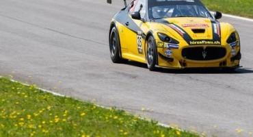 Doppio podio per la Maserati a Spielberg (Austria), nel campionato EuroSeries by Nova Race