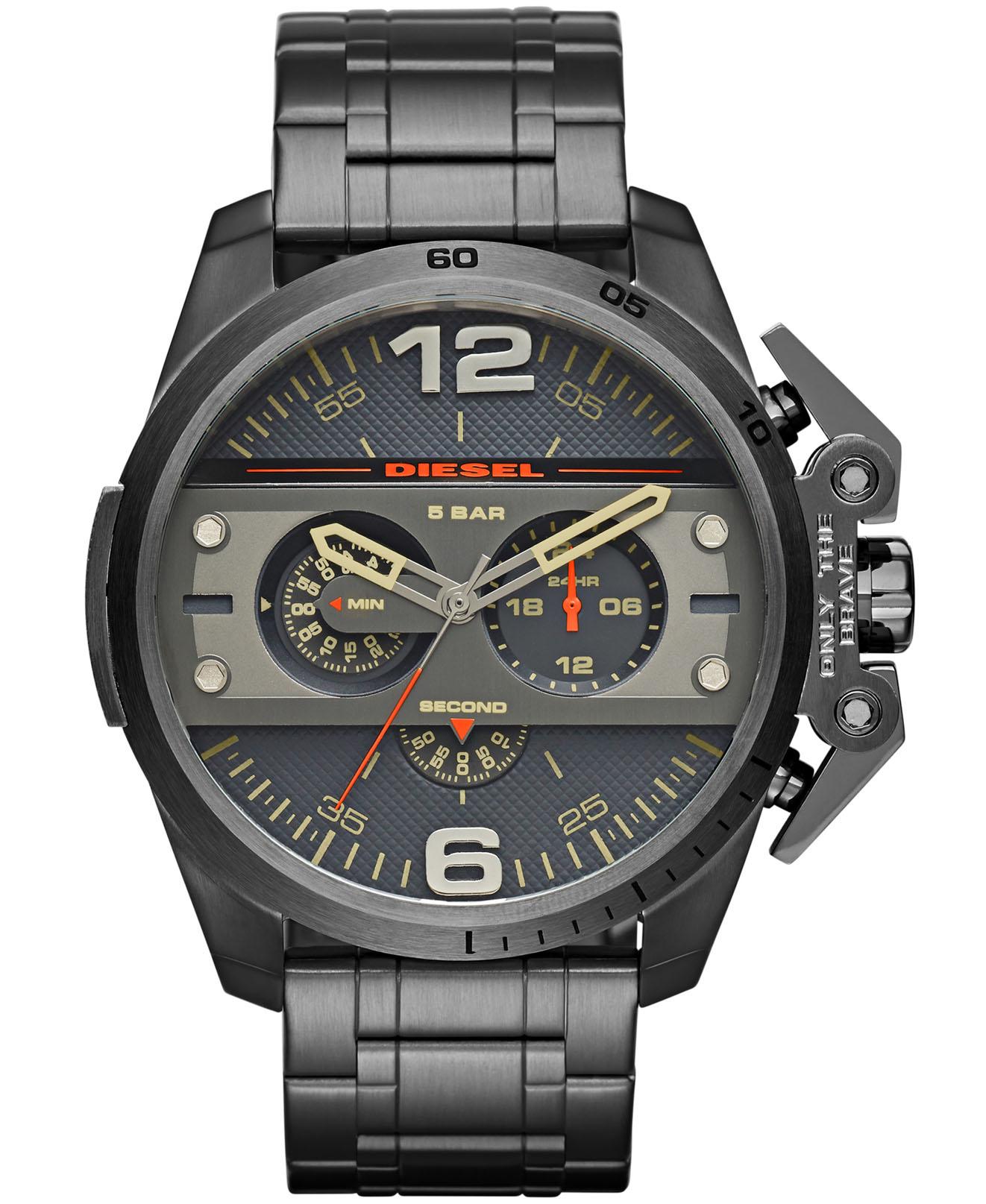 boutique outlet buon servizio costruzione razionale Diesel presenta le nuove collezioni di orologi Fall/Holiday ...