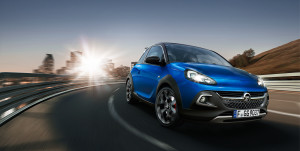 Rugged pocket rocket: The Opel ADAM ROCKS S can now be ordered from euro 19.990.