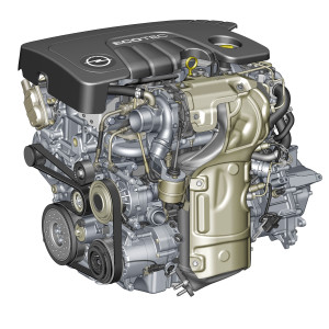 Whisper diesel for Opel flagship: The 1.6-liter diesels with 88 kW/120 PS and 100 kW/136 PS will replace their 2.0-liter counterparts in the Opel Insignia.
