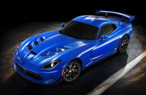 2016 Dodge Viper TA 2.0