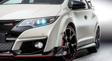 They R here! First Civic Type R models roll off the line at Honda's European manufacturing facility in Swindon, UK