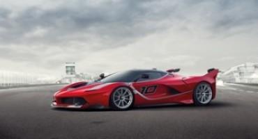 Hypercar Spectacular: Aston Martin Vulcan, Ferrari FXXK and McLaren P1 GTR  at Salon Privé