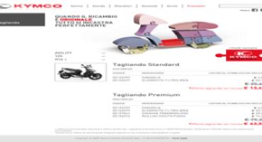 KYMCO lancia la nuova offerta  tagliando: affidarsi sempre ai ricambi originali