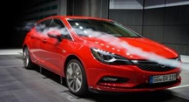 Nuova Opel Astra: avrà un'aerodinamica efficientissima, con un cx di soli 0,285