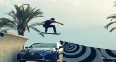Lexus presenta il progetto Hoverboard